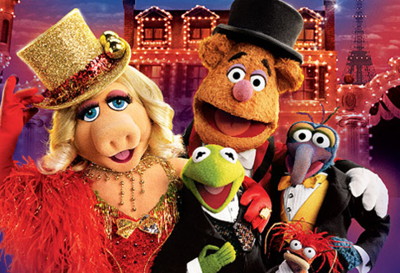 Very Merry Muppet Christmas Fileplans